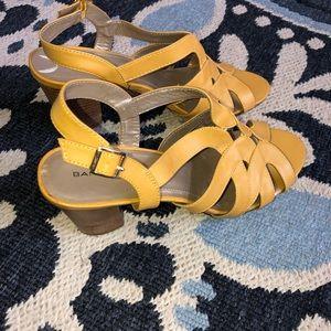 bandolino womens high heel sandals
